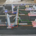 Oil & Gas Physical Model-11