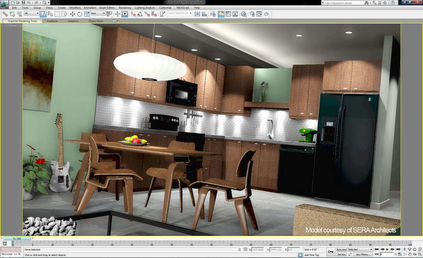 3ds Max And Maya The Frontrunners In 3d Modeling And