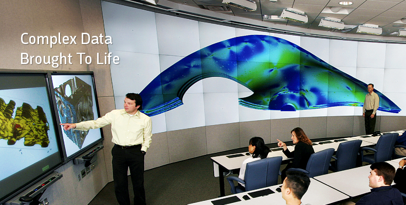 3D solutions are answers to Communication problems