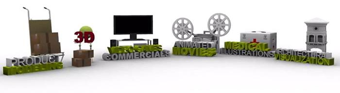 3D Modeling and Animation services