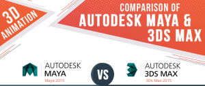 Head-to-Head with Autodesk' Maya 2015 & 3ds Max 2015