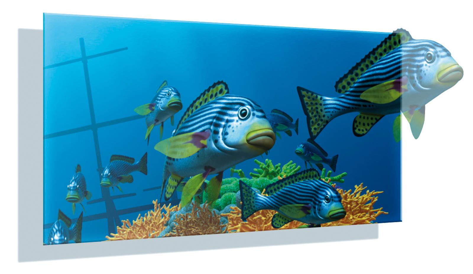 Plakate mit Tiefenwirkung – Werbung in 3-D