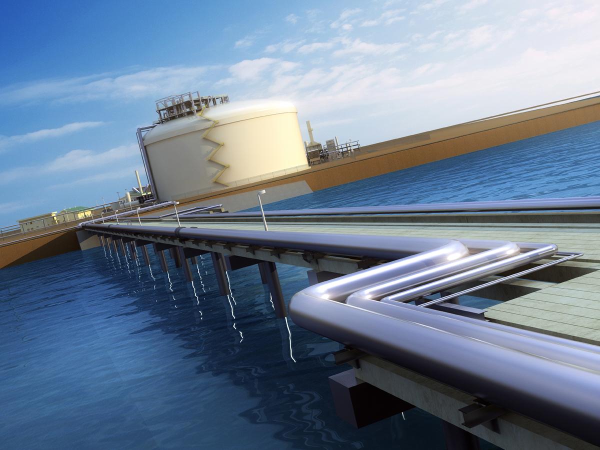 Oil-Gas_3d animation