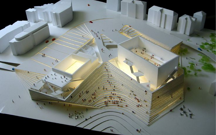 How Architectural Models Once Saved The 3d World