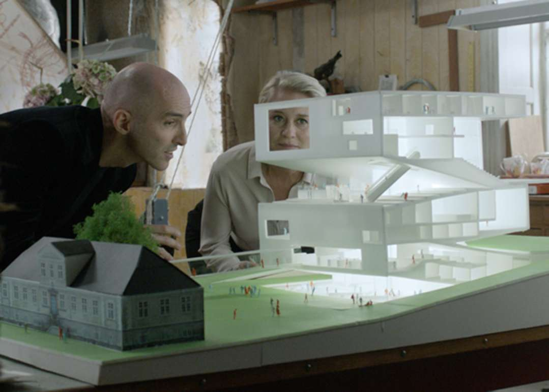 films architectural models