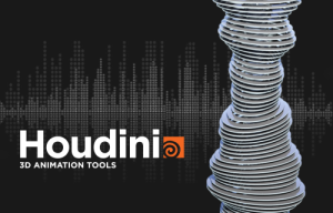 Houdini 3D animation