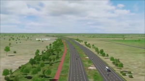 New Northlink Road Animation