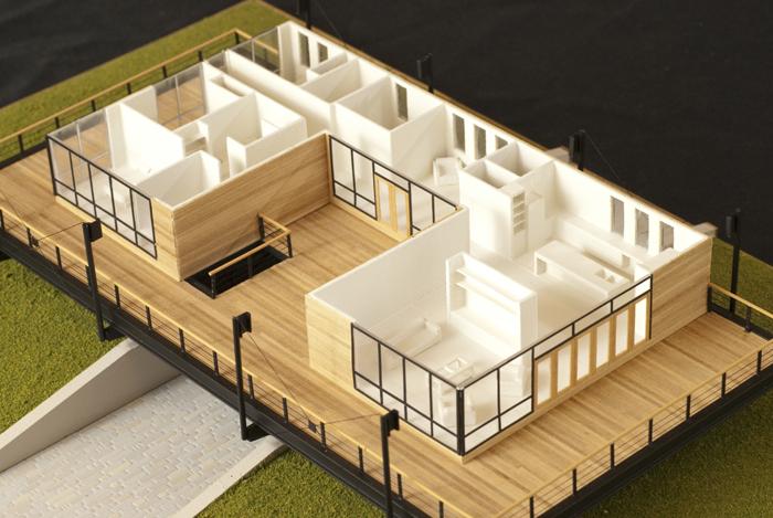 Business innovation and ideas generation methods for 3d for 3d house model maker