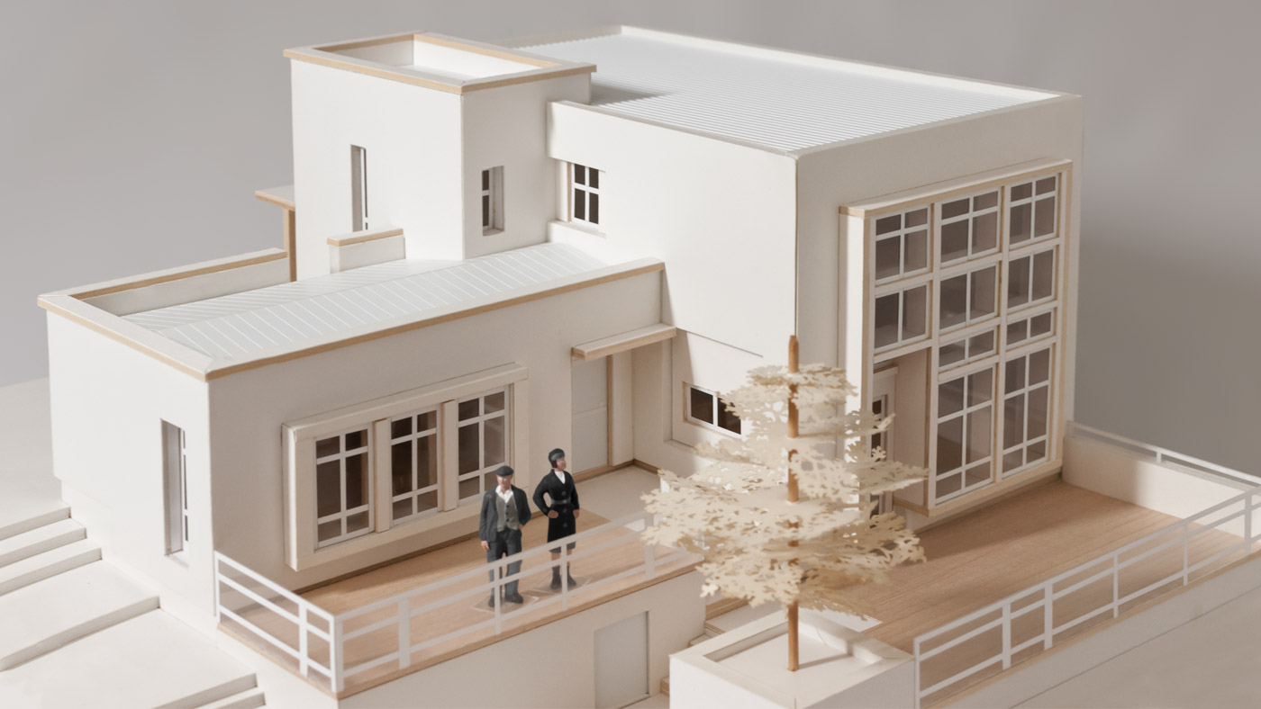 Why my architectural model maker is better than yours 3d model house maker